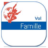 Adventure Lyon ouest paramoteur vol Famille