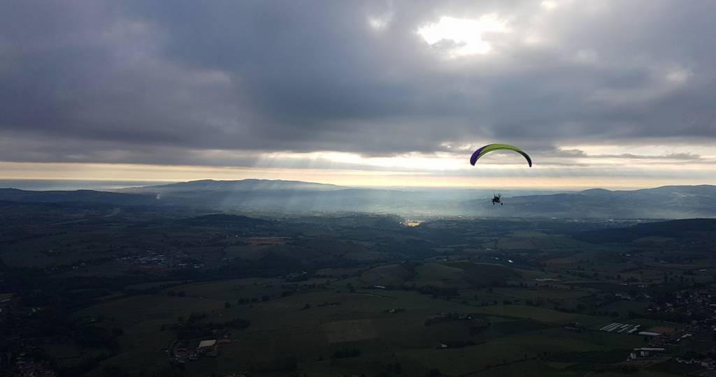 Vol dans le Beaujolais