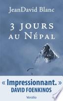 3jourz au népal
