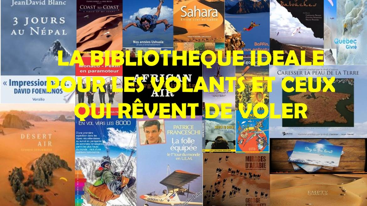 MA BIBLIOTHEQUE IDEALE