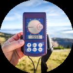 INSTRUMENT ALTIMÈTRE GPS
